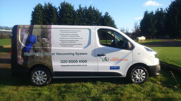 Vehicle Signs Vehicle Wrapping Van Signs